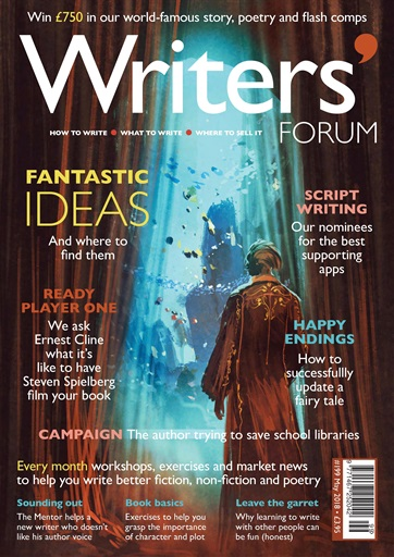 Writers' Forum Preview