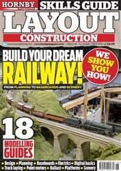 Hornby Magazine issue Hornby Skills Guide - Layout Construction