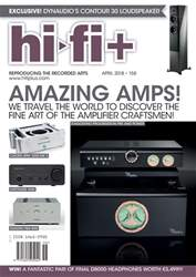 Hi-Fi Plus issue Hi-Fi+ Issue 158