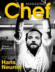 Chef Magazine issue Apr-18