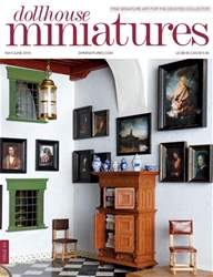 Dollhouse Miniatures issue Issue 63