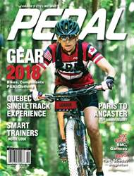 Pedal Magazine issue Gear 2018