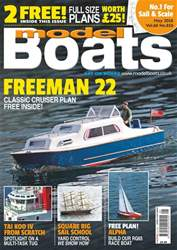 Model Boats issue May-18