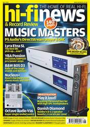 Hi-Fi News issue May-18