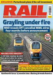 Rail issue Issue 850