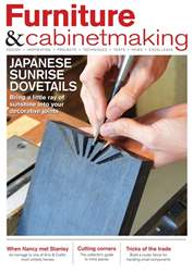 Furniture & Cabinetmaking issue May 2018