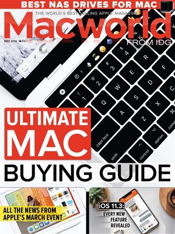 Macworld UK issue May-18
