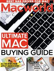 Macworld UK issue May-18