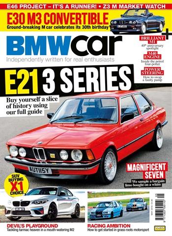 BMW Car issue May 2018