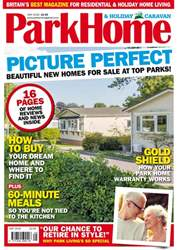Park Home & Holiday Caravan issue May 2018