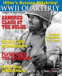 WWII Quarterly issue Spring 2018