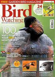 Bird Watching issue May 2018