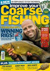 Improve Your Coarse Fishing issue Issue 336