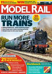 Model Rail issue May 2018