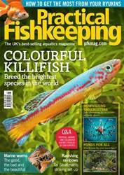 Practical Fishkeeping issue May 2018