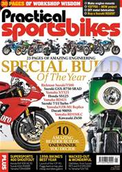 Practical Sportsbikes issue May 2018