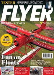 Flyer June 2018 issue Flyer June 2018