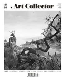 Art Collector issue Issue 84