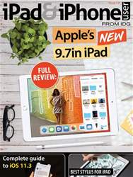 iPad and iPhone User issue Issue 131