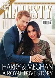 Majesty Magazine issue May 2018