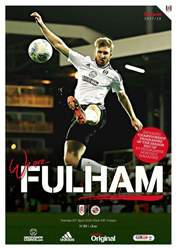 Fulham FC v Reading FC 2017/18 issue Fulham FC v Reading FC 2017/18