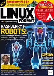 Linux Format issue May 2018