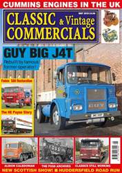 Classic & Vintage Commercials issue May 2018