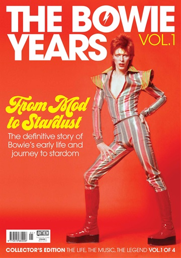 The Bowie Years Preview