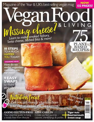 Vegan Food & Living issue Vegan Food & Living May 18