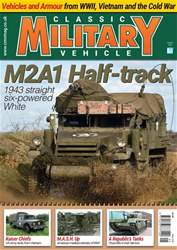 Classic Military Vehicle issue  May 2018