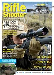 Rifle Shooter issue May-18