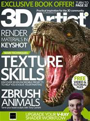 3D Artist issue Issue 118