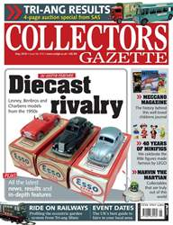 Collectors Gazette issue May 2018