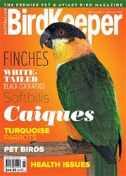 BirdKeeper Vol 31 Issue 2 issue BirdKeeper Vol 31 Issue 2
