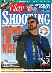 Clay Shooting issue May 2018