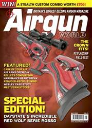 Airgun World issue MAY 18