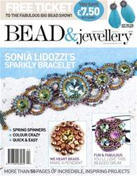 Bead Magazine issue Show Special 1 2018