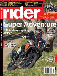 Rider Magazine issue June 2018
