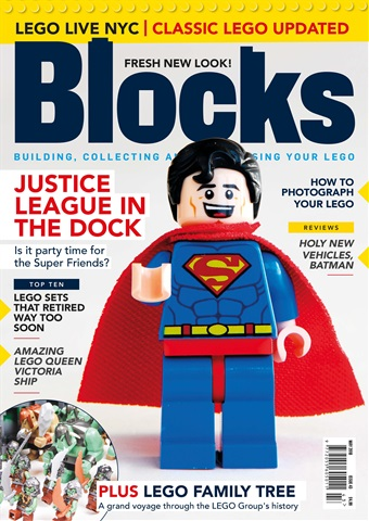 Blocks Magazine issue May 2018