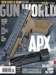 Gun World issue May 2018