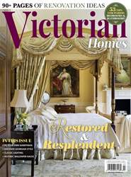Victorian Homes issue Summer 2018