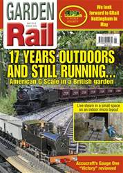 Garden Rail issue May 2018