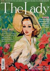The Lady issue 13 April 2018