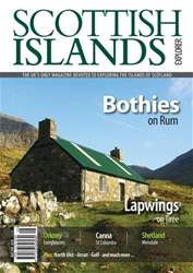 Scottish Islands Explorer issue May - June 2018