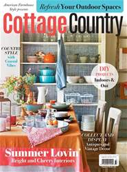 Cottages and Bungalows issue AFS Presents Cottage Country 2018