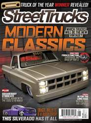 Street Trucks issue May 2018