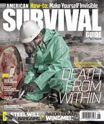 American Survival Guide issue June 2018