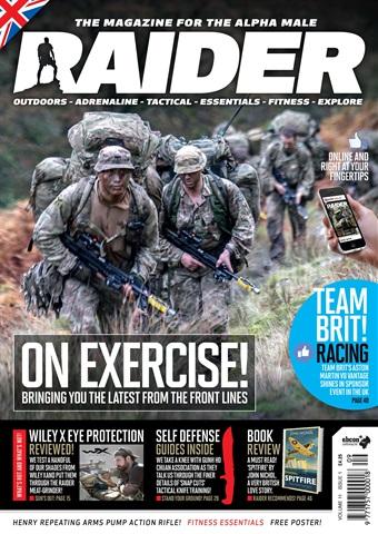 Raider issue Vol 11 iss 1