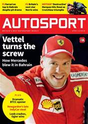 Autosport issue 12th April 2018