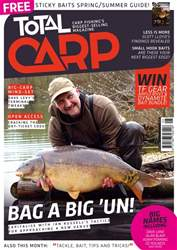 Total Carp issue May 2018
